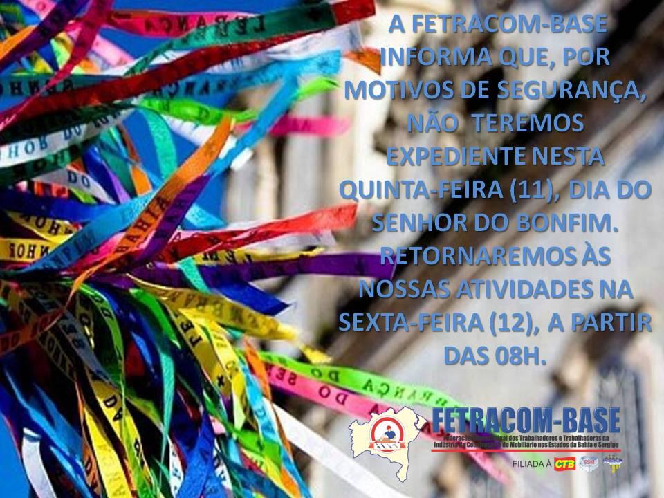 DIA SENHOR DO BONFIM CARD